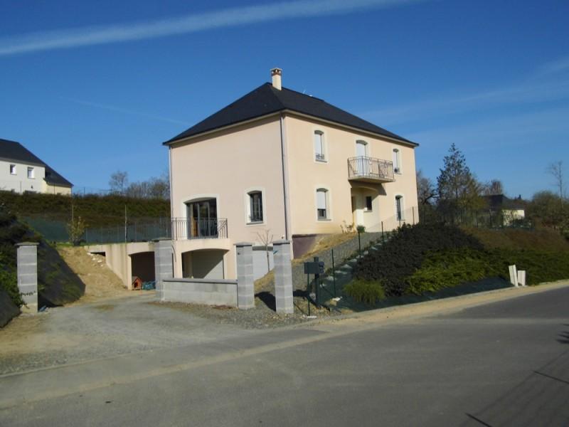 Maison neuve à Château-Gontier