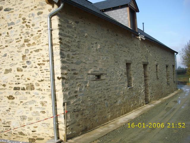Maison de campagne à Château-Gontier