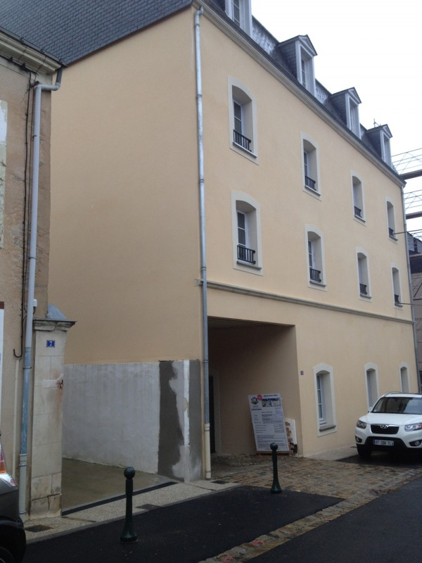 Immeuble d'appartement à Château-Gontier