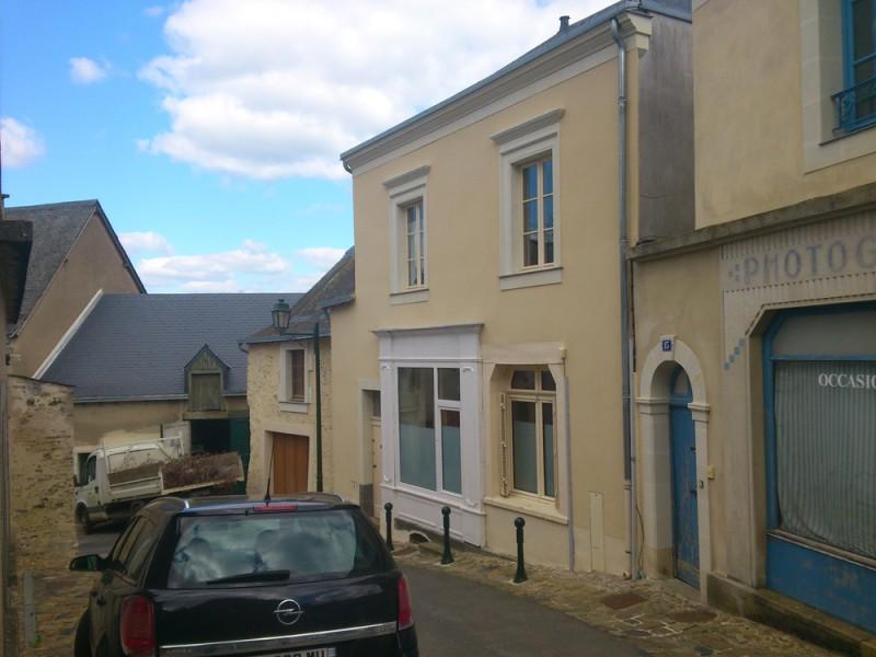 Maison de ville à Château-Gontier